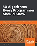 40 Algorithms Every Programmer Should Know: Hone