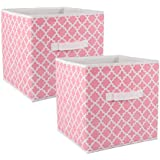 DII Fabric Storage Bins For Nursery, Offices, U0026 Home Organization,  Containers Are Made