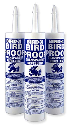 BirdX BirdProof Gel Bird