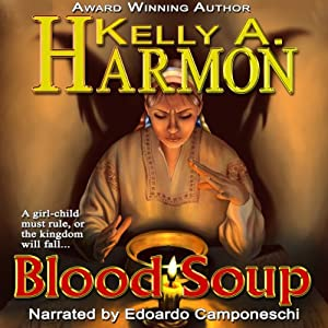 Blood Soup Audiobook