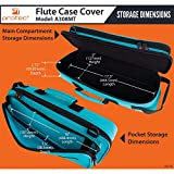 Protec Deluxe Flute Cover, Mint Case