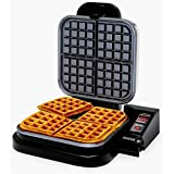 Chef's Choice M850 Taste-Texture Select WafflePro Belgian Waffle Maker by Chef's Choice Kitchen Electrics