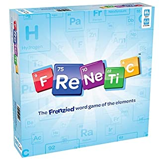 FReNeTiC: The Fun and frenzied Family Board Game of The Elements - Educational Science Board Game for Ages 8 and up