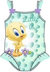 Looney Tunes Baby Tweety Baby Badeanzug