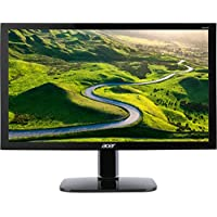 Acer 27 Widescreen LCD Monitor Display Full HD 1920 x 1080 1 ms TN Film|KG270 (Certified Refurbished)