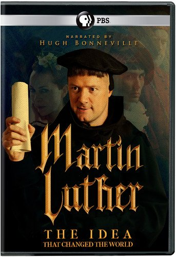 DVD : Martin Luther: The Idea That Changed The World (DVD)