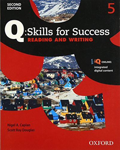Q skills success reading writing and learning