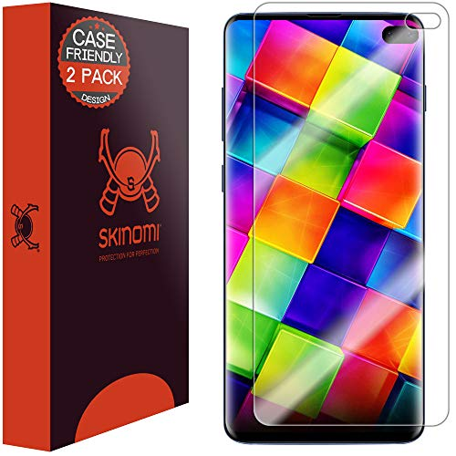 2 Films Para Samsung S10 Plus Skinomi Techskin