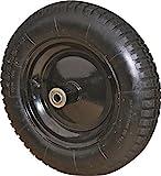 "Rocky Mountain Goods Wheelbarrow Wheel 16"" Air"