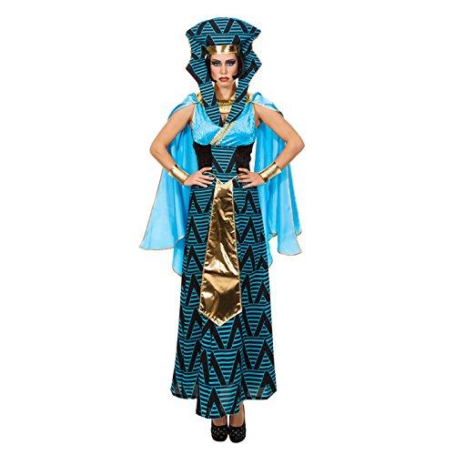 bluee 46 (EU) NEW Womens Costume Egyptian Aida, bluee, sz. 46