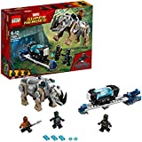 LEGO Super Heroes - Rhino Face-Off By The Mine