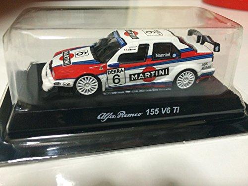 1/64 アルファロメオ Gran Premio Tipo 159-Alfetta #22(レッド) 「アルファロメオ ミニカーコレクション 3」 サークルK・サンクス限定