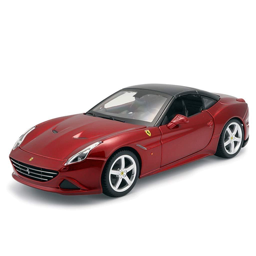 LJL Car replica Car model 1 24 simulation toy car metal toy alloy car model car toy cool sports car toy
