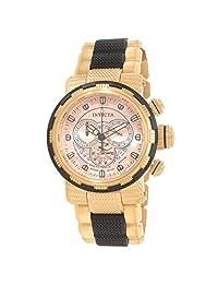 Invicta Men's 80304 Reserve Analog Display Swiss Quartz Two Tone Watch