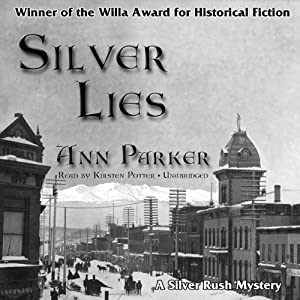 Silver Lies Audiobook