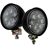 1 Pair OZ-USA H7606 LED Work Light Forklift Tractor Head Fender PAR 36 4411 Tow Truck Heavy Equipment