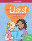 More Lists!, American Girl Editors, 1593699654