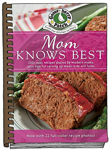 Mom Knows Best (Everyday Cookbook Collection) by Gooseberry Patch