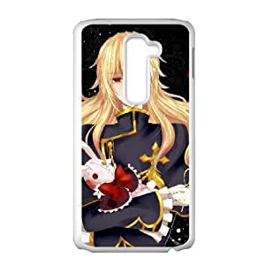 Pandora Hearts LG G2 Cell Phone Case White Ovpkn