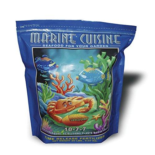 Fox Farm FoxFarm FX14017 20-Pound Marine Cuisine Dry 10-7-7 Fertilizer