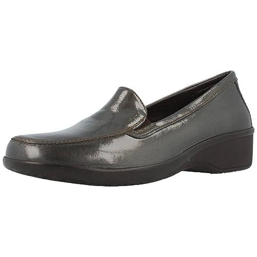 Stonefly - Mocasines de charol para mujer: Amazon.es: Zapatos y complementos