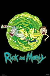 Trends International Rick and Morty Portal Prints, ...