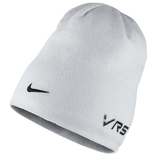 1187976016b NIKE 2014 Mens Golf Tour Knit Beanie Hat RZN VRS Logo - Import It All