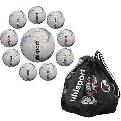 4vier2 Uhlsport Motion Synergy - Bolsa para balones (10 Unidades ...
