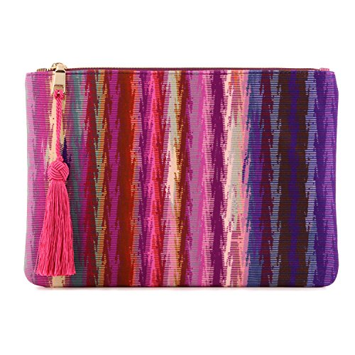 Otto Women's Fashion Clutch Purse - Multiple Slots Money, Cards, Smartphone - Ultra Slim