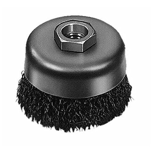 Milwaukee 48-52-1300 4-Inch Crimped Wire Cup Wheel