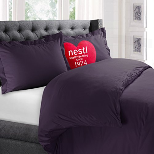 Top Best 5 Comforter Eggplant For Sale 2017 Product
