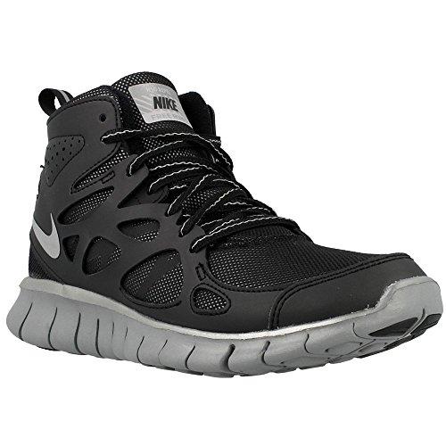 Nike Free Run 2 Sneakerboot Flash Gs Hi Top Trainers 685746 Sneakers Shoes