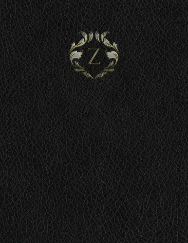 "Monogram ""Z"" Grid Sketchbook (Monogram Black 150 Grid-Sketch) (Volume 26) pdf"