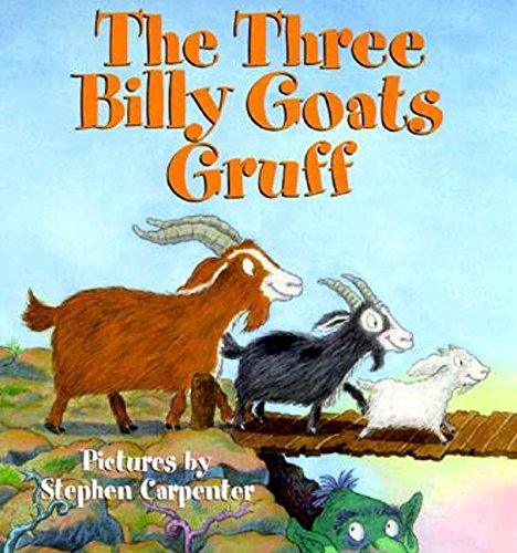 Image result for three billy goats gruff