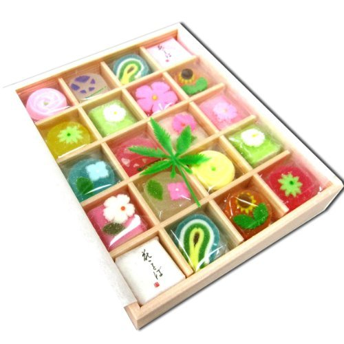 "Price comparison product image Kyoto Sweets Assortment ""Kyoto Garden"""