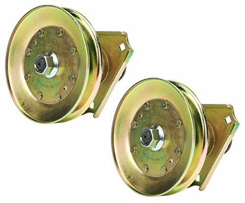 Two (2) Pack Erie Tools Lawn Mower Spindle Assembly for John Deere AM124511 AM118532 AM122444 STX38 STX46 Series 38'' Deck Oregon 82-354 by Erie Outdoor Power Equipment