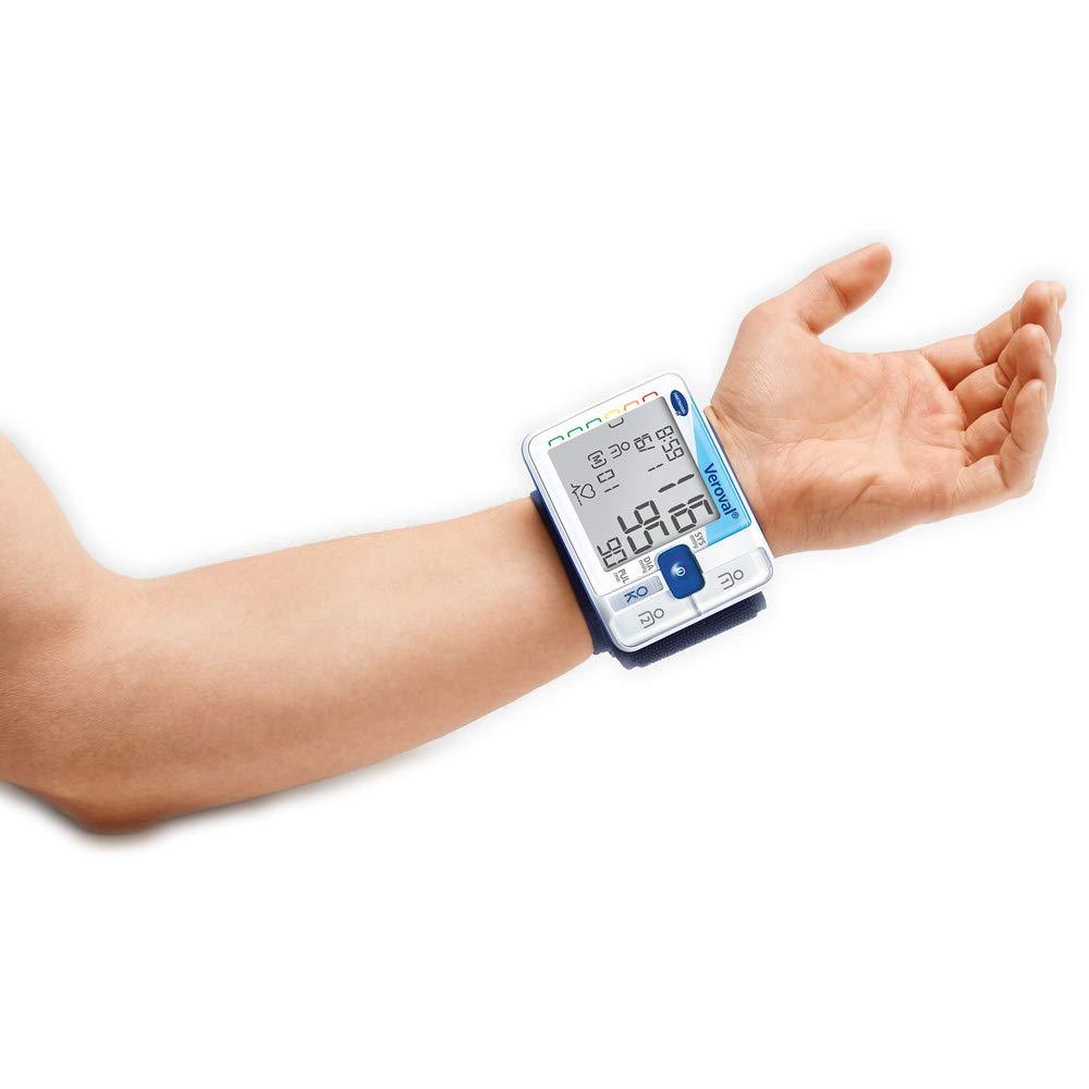 Hartmann veroval® Tensiómetro de muñeca: Amazon.es: Salud y cuidado personal