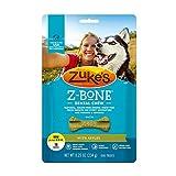 Zuke's Z-Bone Dental Chew Dog Treats - Apple - Pack