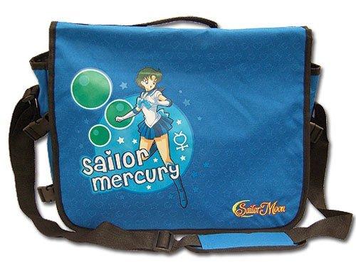 Great Eastern Entertainment Sailormoon Sailor Mercury Bubbles Messenger Bag