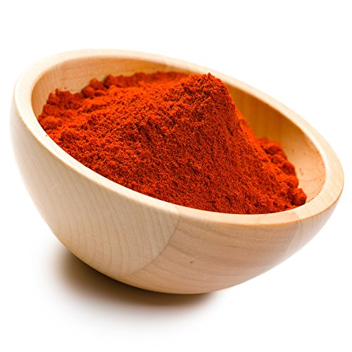 The Spice Lab Sweet or Smoked Hungarian Paprika Spice - All Natural Kosher Non GMO Gluten Free Spice