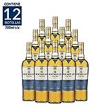 Whisky Macallan 12 Años Single Malt - 700 ml /12 Piezas