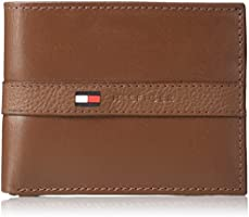 Tommy Hilfiger Men's Ranger Passcase, Tan, One Size