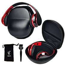 Nbbox Headphone Case For Beats Pro Solo2 Bose 35 Quiet Comfort Audio Technica M50x Sony MDR7506 Sennheiser HD 518 Philips Beyerdynamic AKG and More