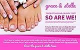 Dr. Pedicure Foot Peeling Mask by Grace & Stella