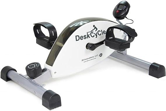 DeskCycle - Ejercitador de Pedales para Mantener bajo el ...