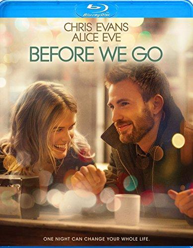 Before We Go [Blu-ray]