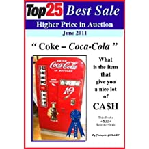 Top25 Best Sale Higher Price in Auction - Coke Coca-Cola