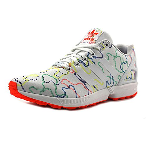 Adidas Zx Flux inyección Pack (Running White / Blanco running) Zapatos Aq4904 (10)