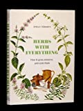 Herbs with Everything, Howarth, Sheila, 0030176964
