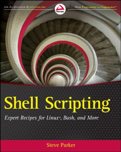 [PDF] Shell Scripting: Expert Recipes for Linux, Bash and more Free Download | Publisher : Wrox | Category : Computers & Internet | ISBN 10 : 1118024486 | ISBN 13 : 9781118024485